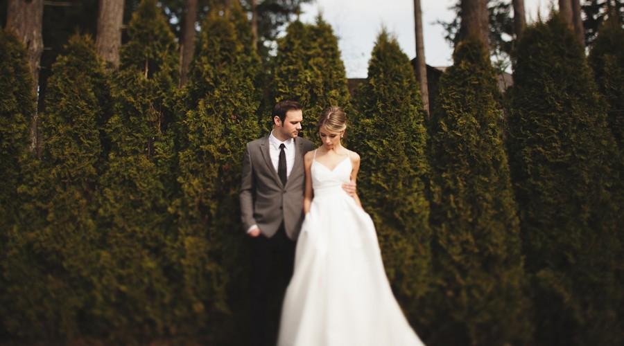 Kayla+Shane // Seattle Wedding Photographer // Kelley Farm