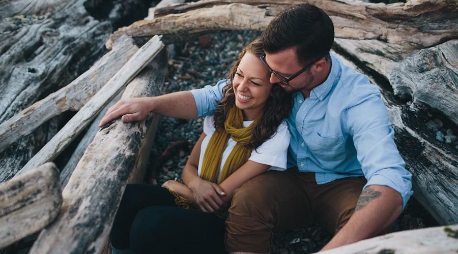 Tracey+Craig // Seattle Engagement Photographer