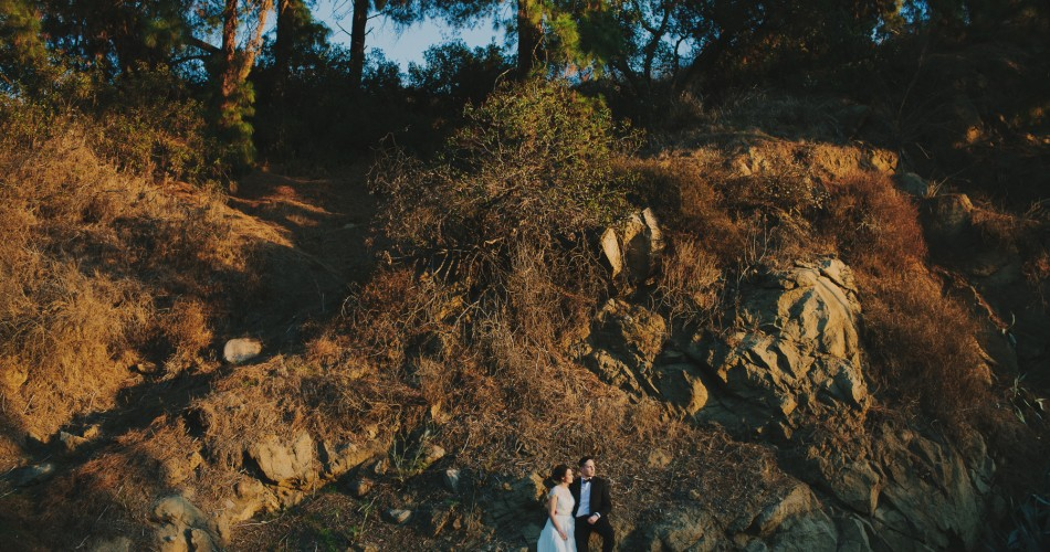 Gracie+Nate // Hollywood Wedding Photographer