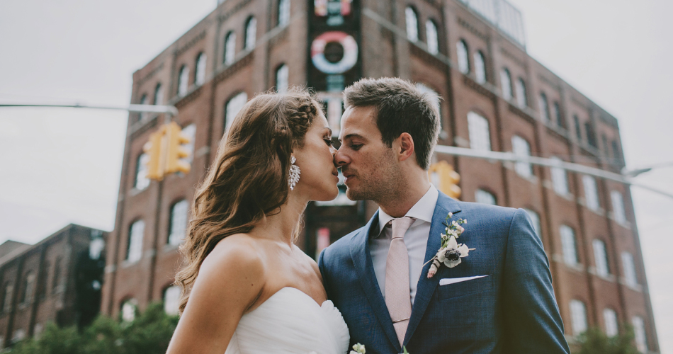 Wythe Hotel Wedding / Jessalyn+Rob / Brooklyn Wedding Photographers
