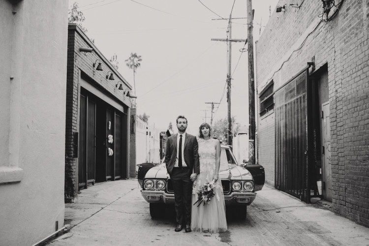 Silver Lake Wedding // Kira+Tyler // Holding Co.