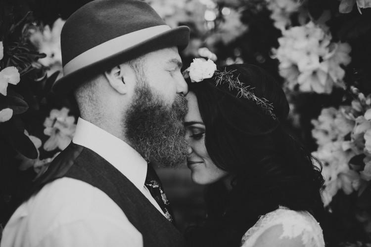 Vintage Portland Wedding // Janette+Jeff