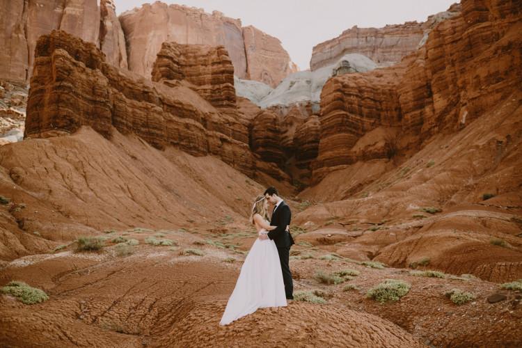 Utah Elopement // Jane+Kellen