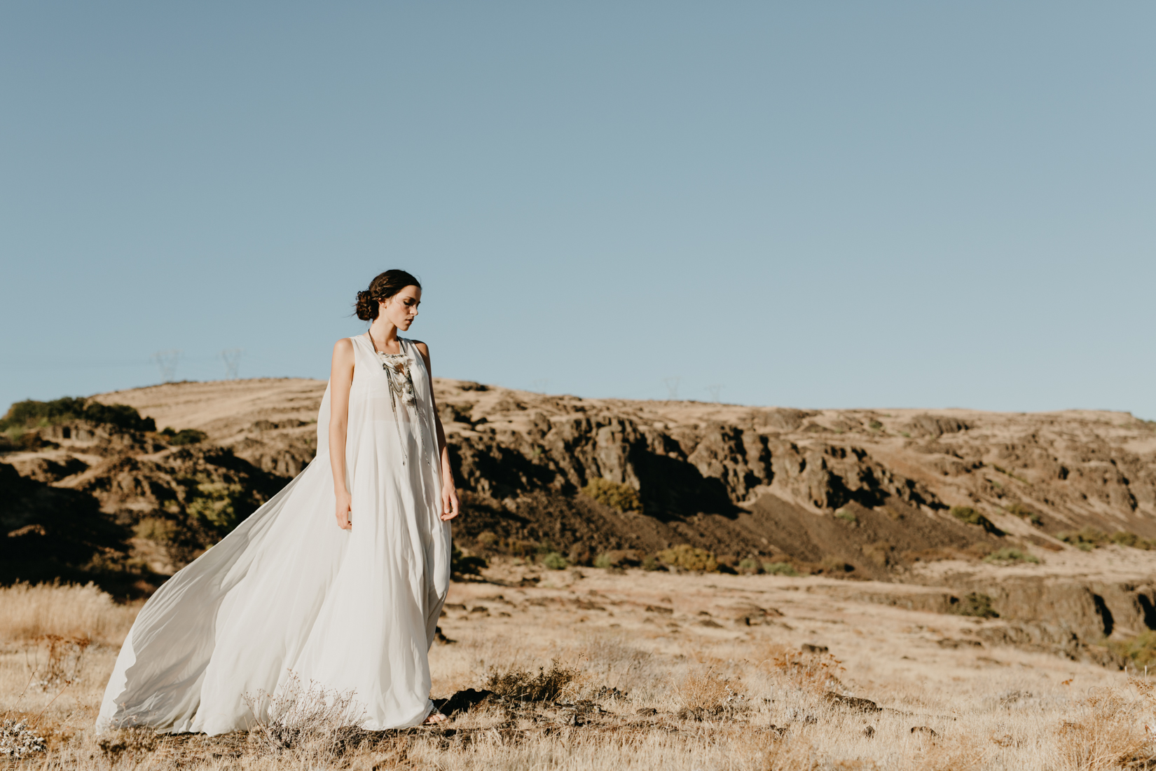 Portland Bridal // Elizabeth Dye Lookbook