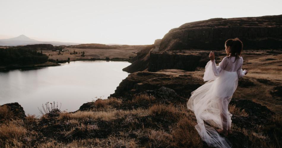 Portland Bridal // Elizabeth Dye Lookbook