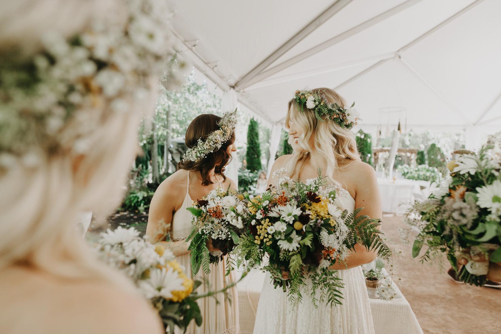 Loonie wedding