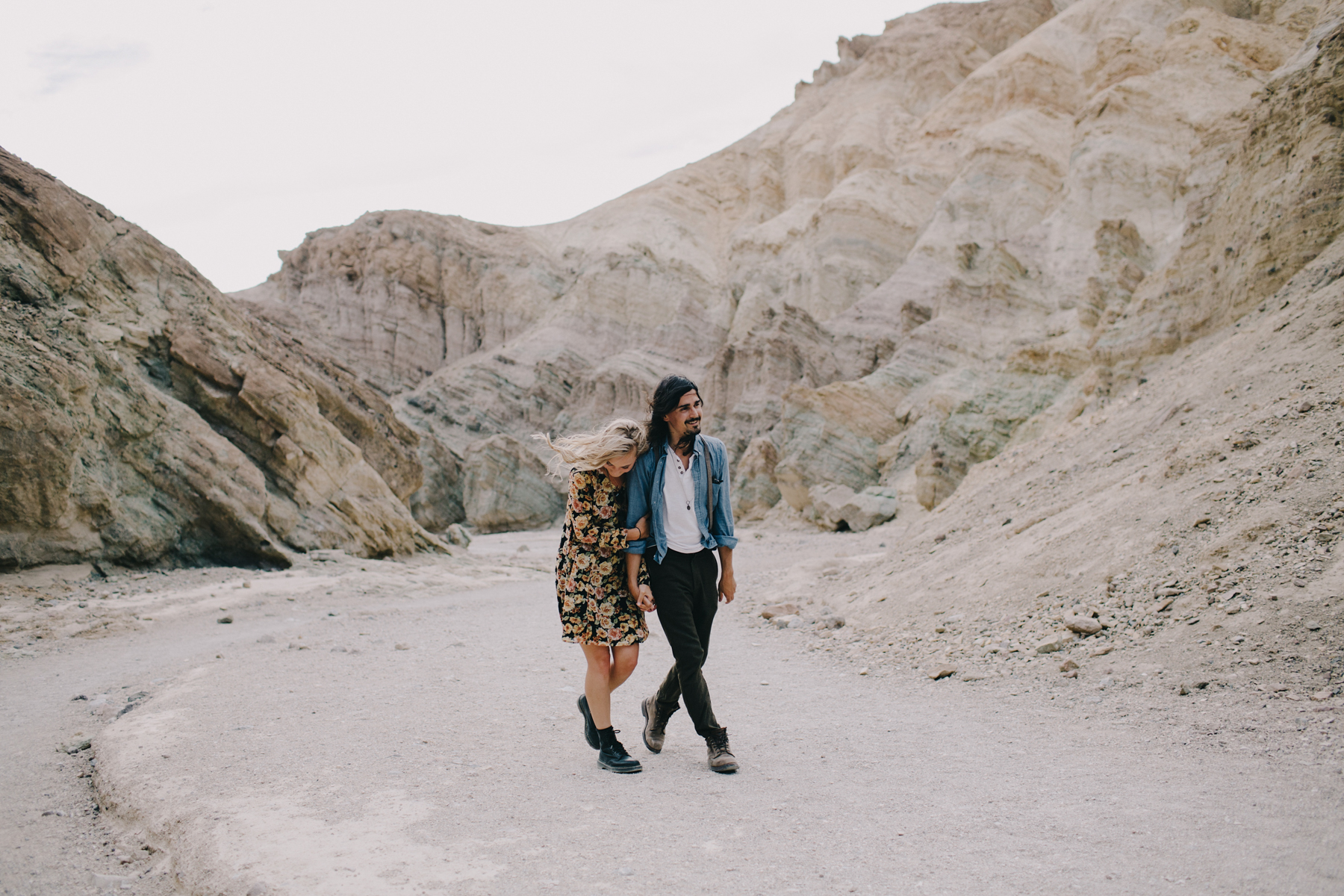 California Desert Engagement