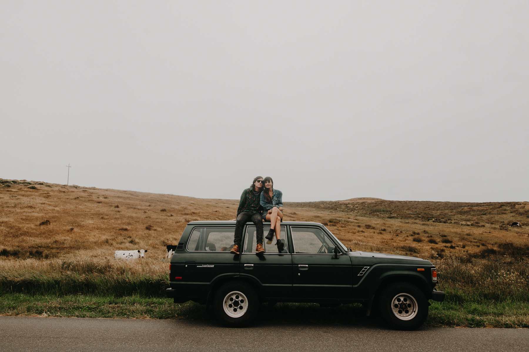 Point Reyes Engagement Photos 11