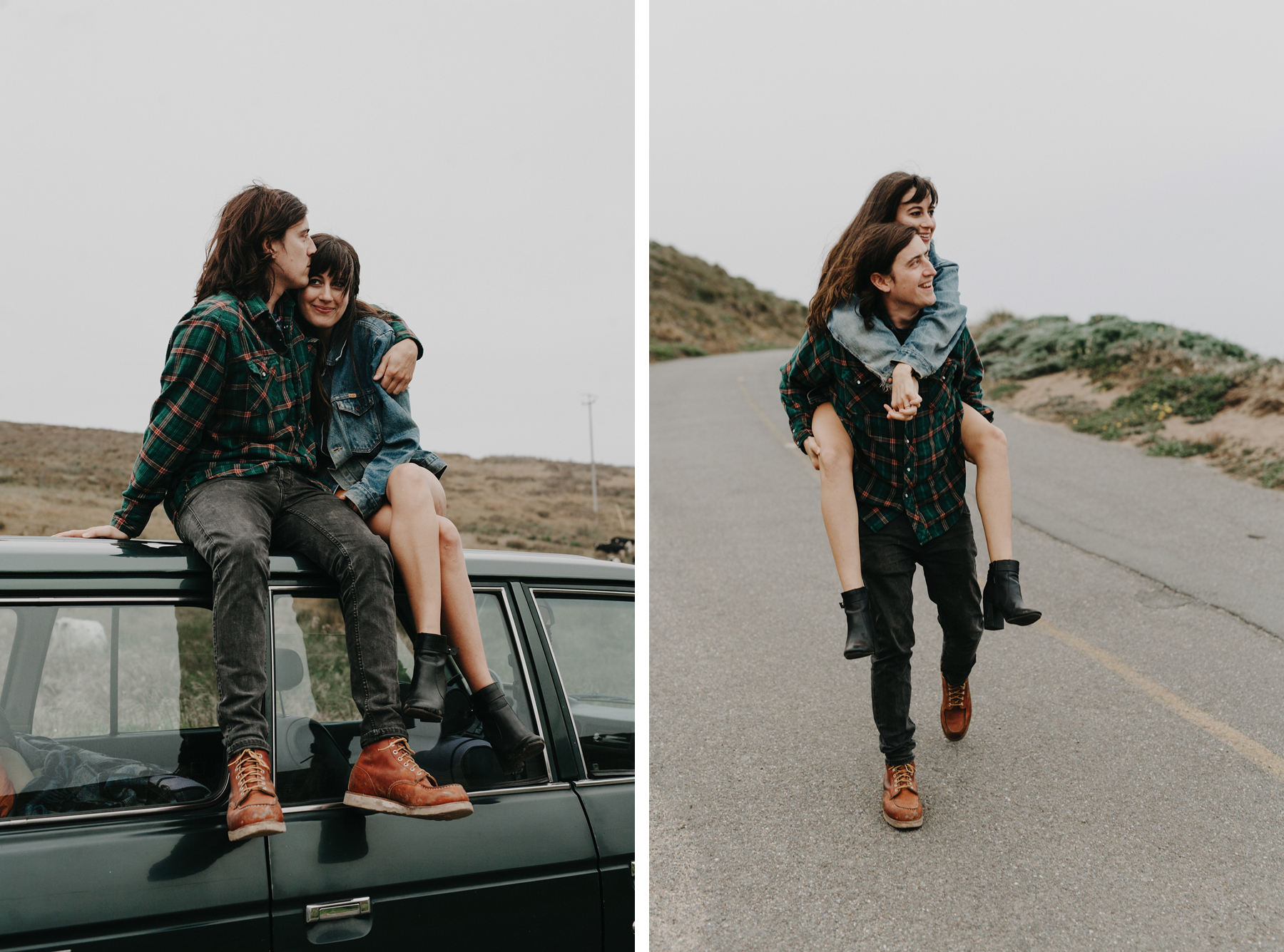 Point Reyes Engagement Photos 12