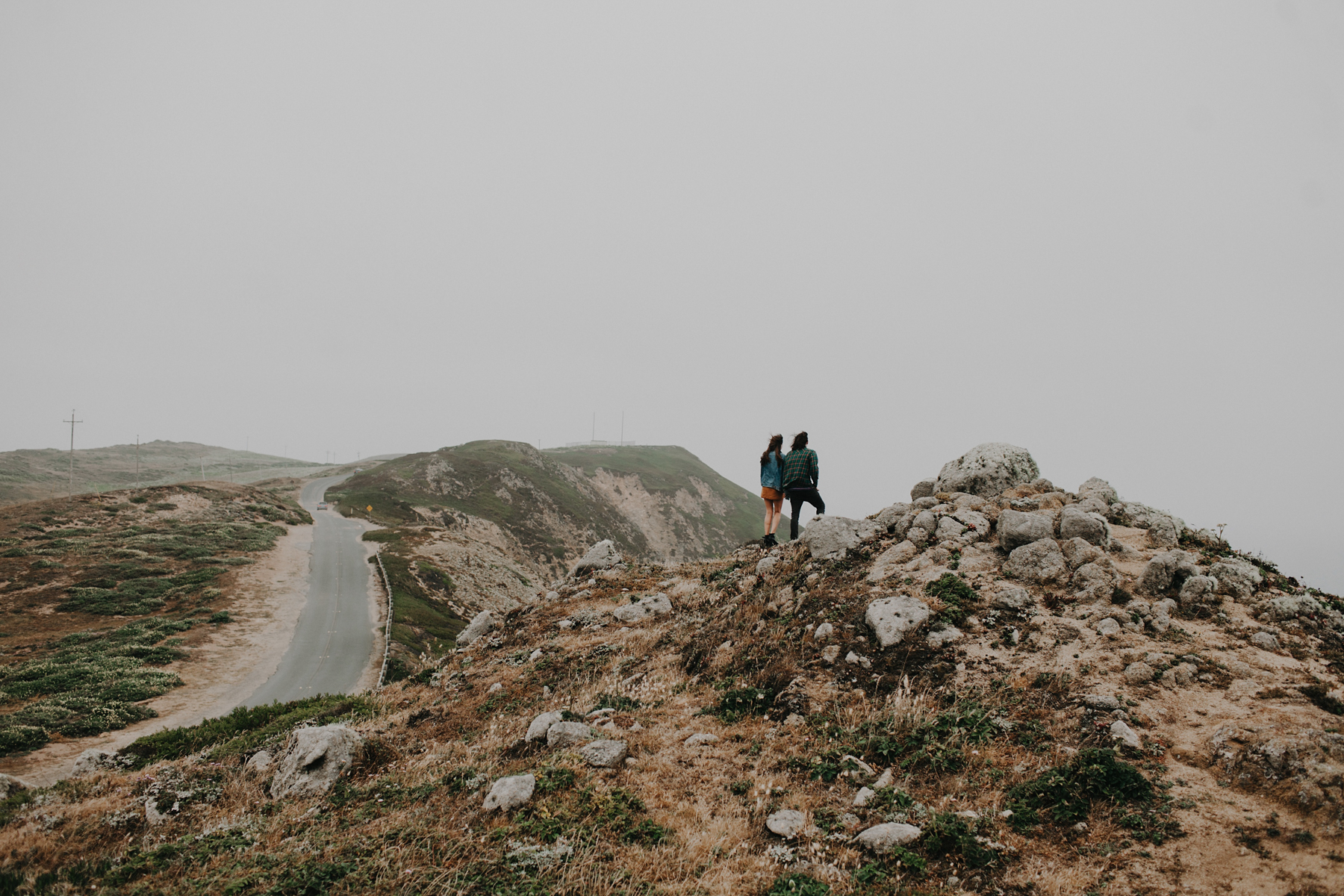 Point Reyes Engagement Photos 19