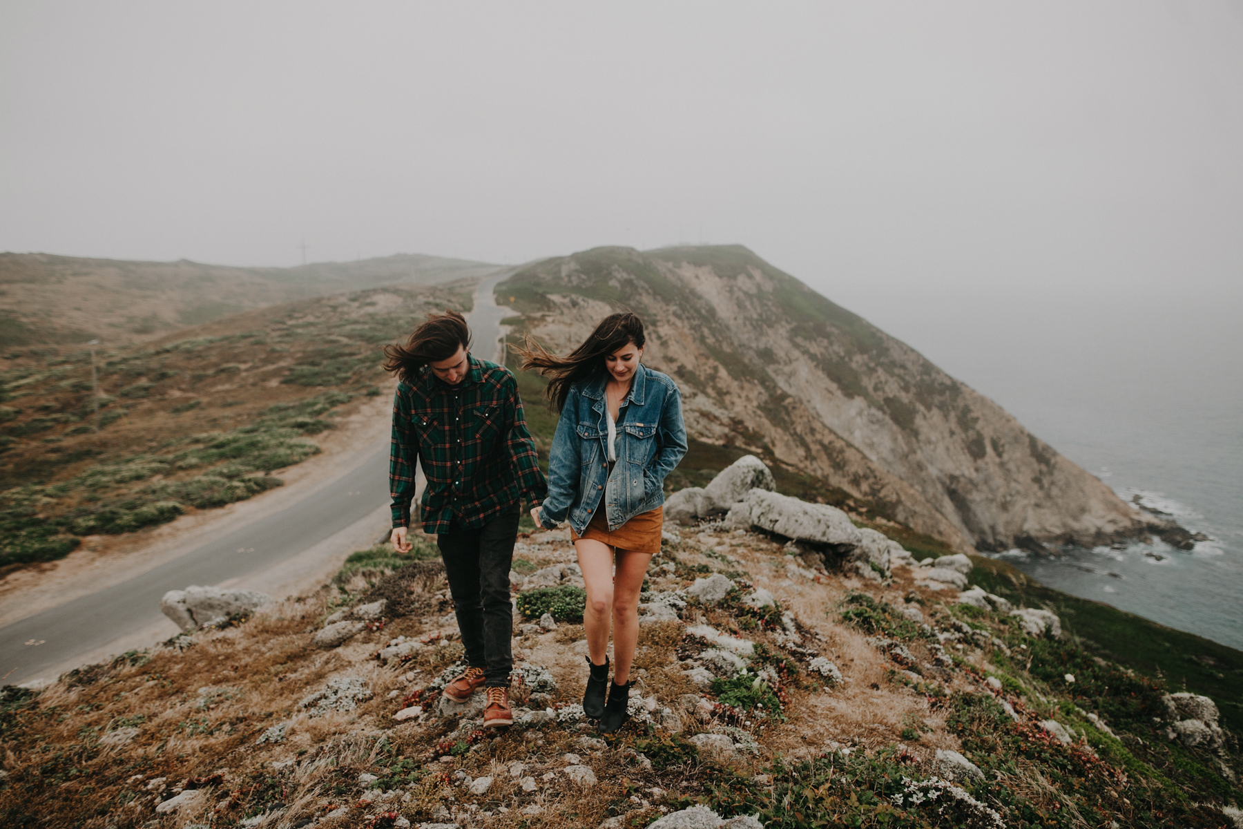 Point Reyes Engagement Photos 21
