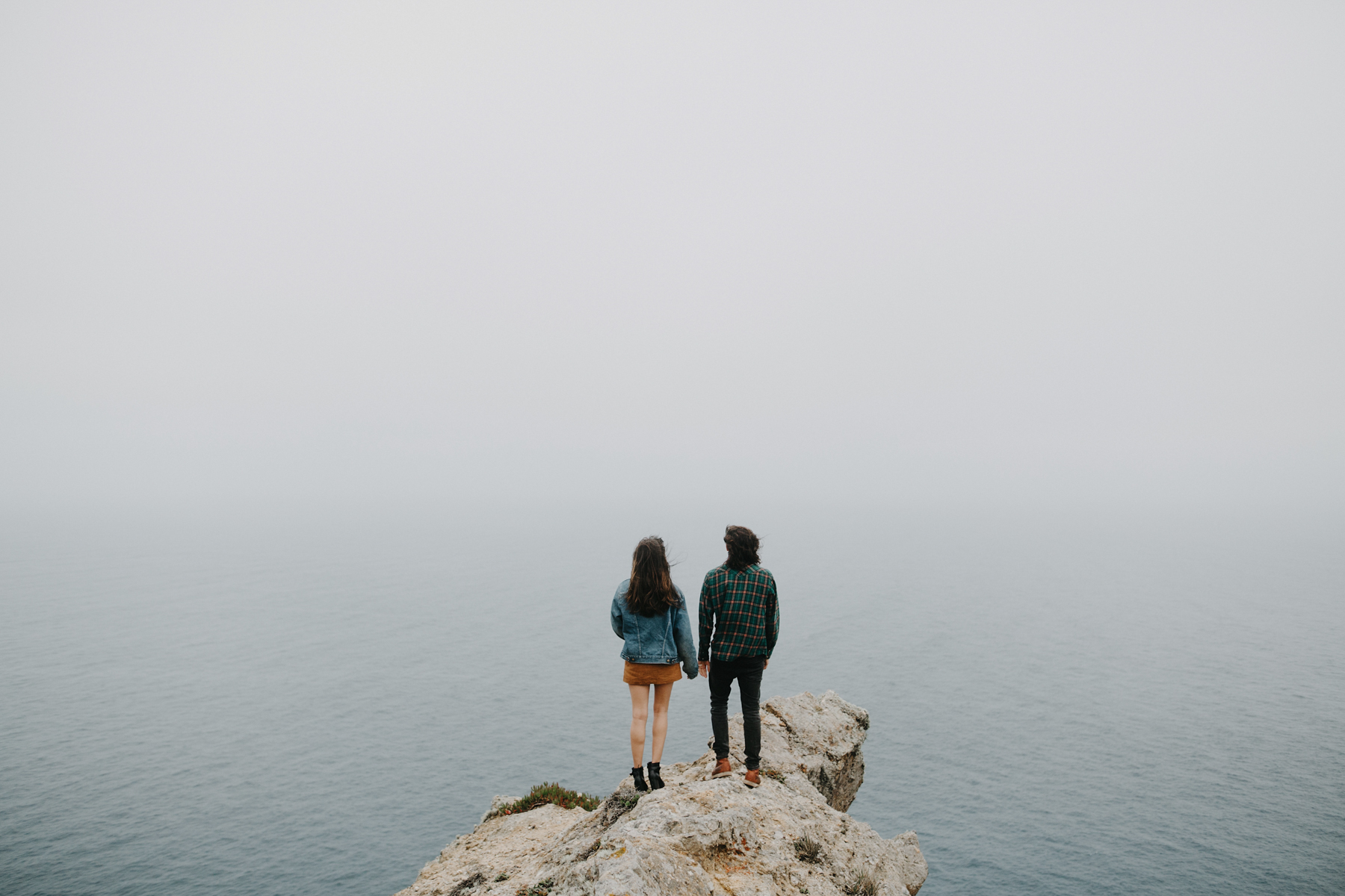 Point Reyes Engagement Photos 28