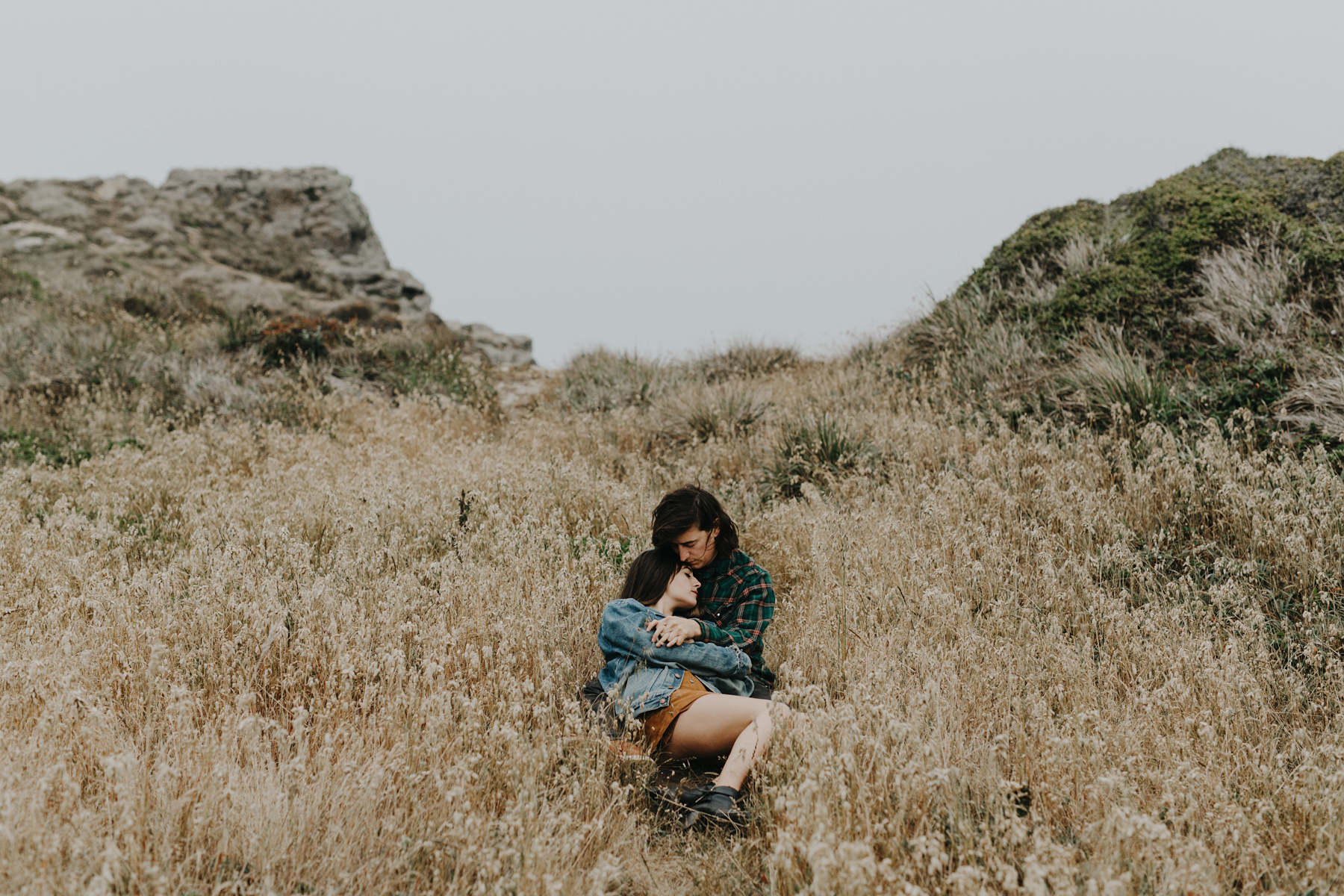Point Reyes Engagement Photos 29
