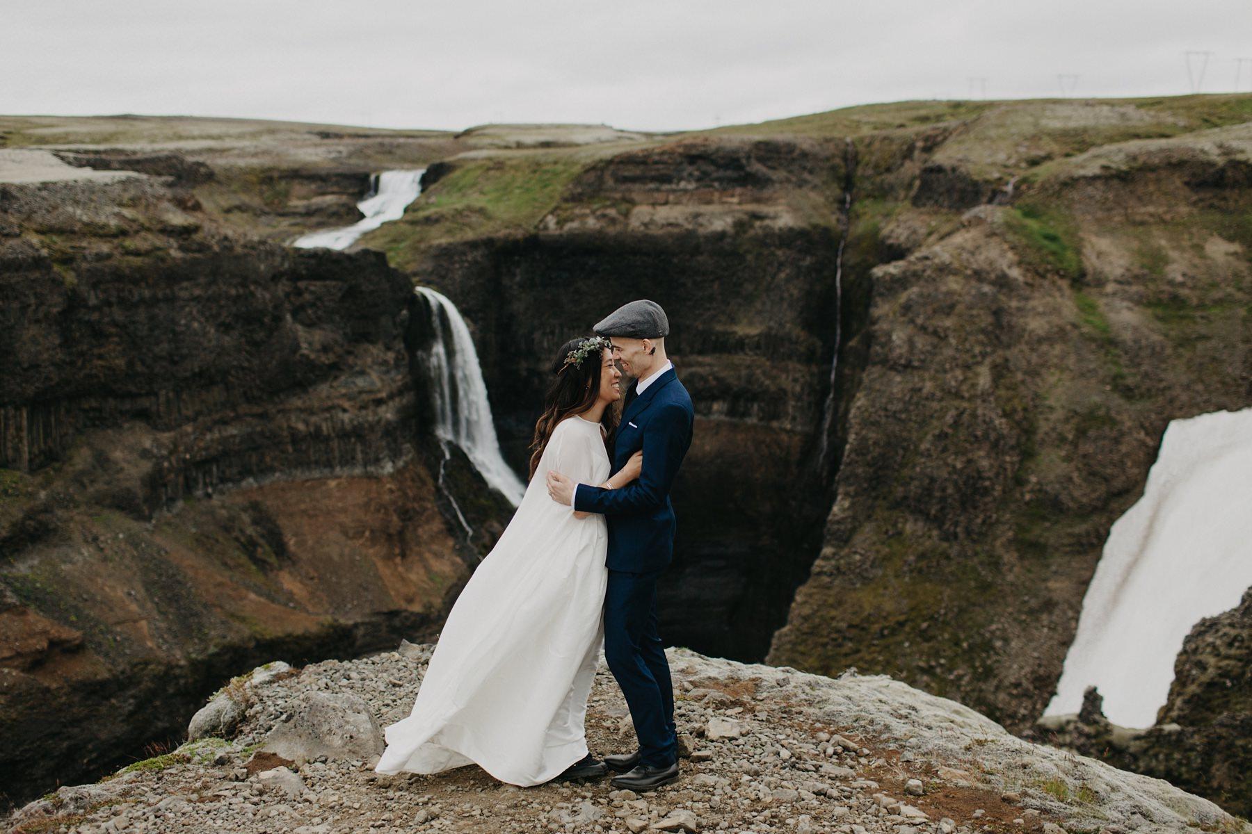 Iceland Eleopement