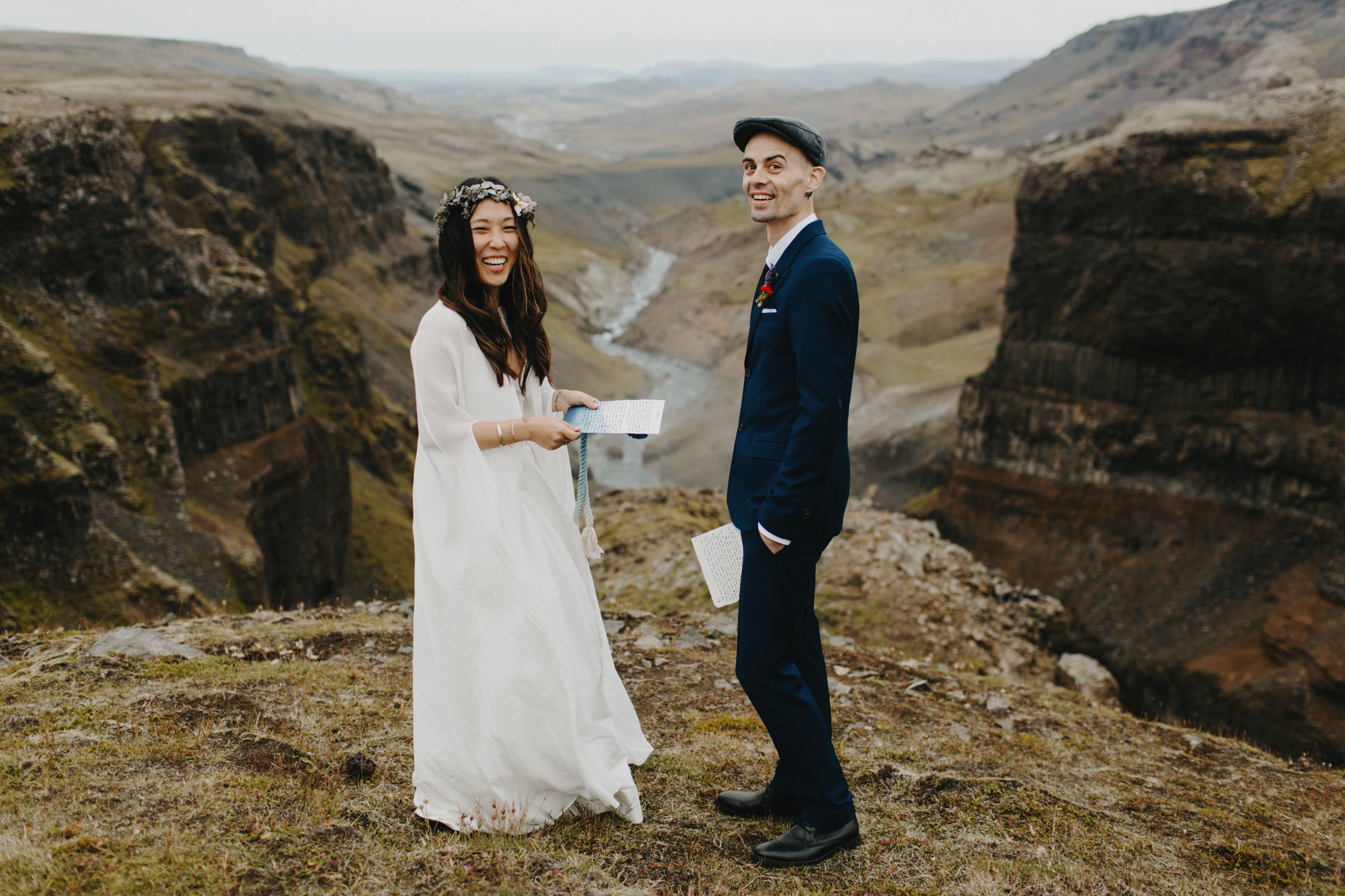 Iceland Elopement Location
