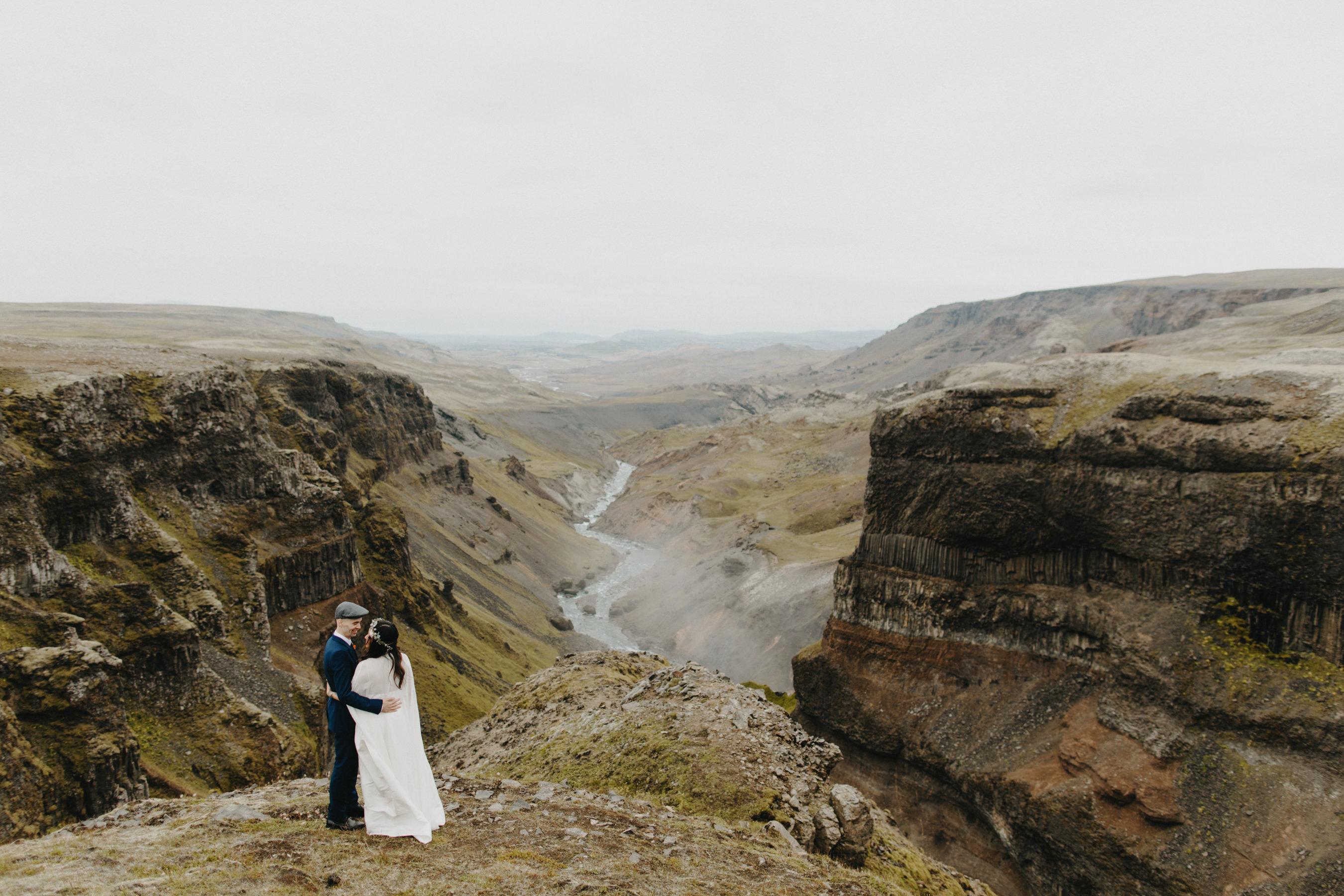 Iceland Elopement
