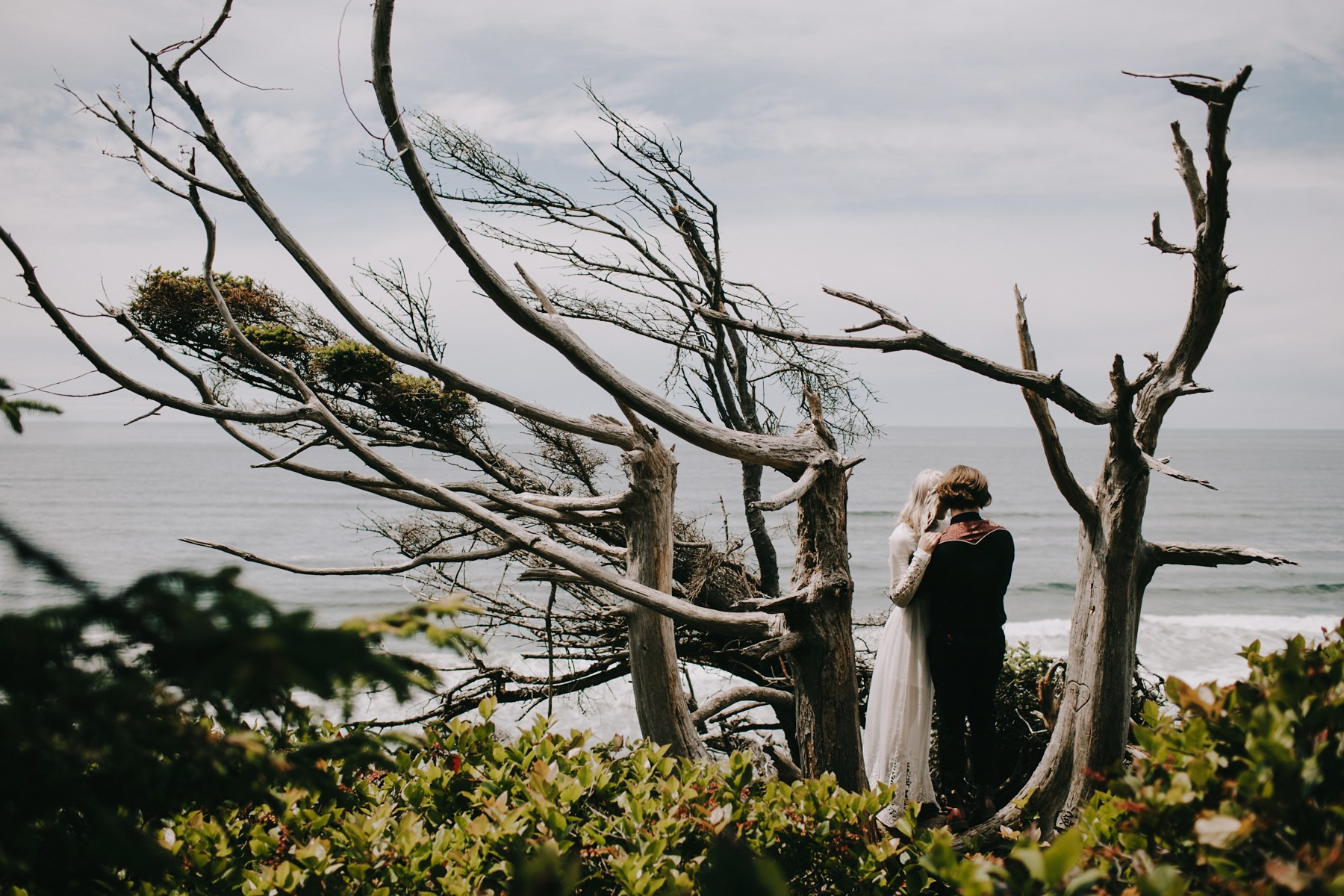 Oregon Coast Elopement