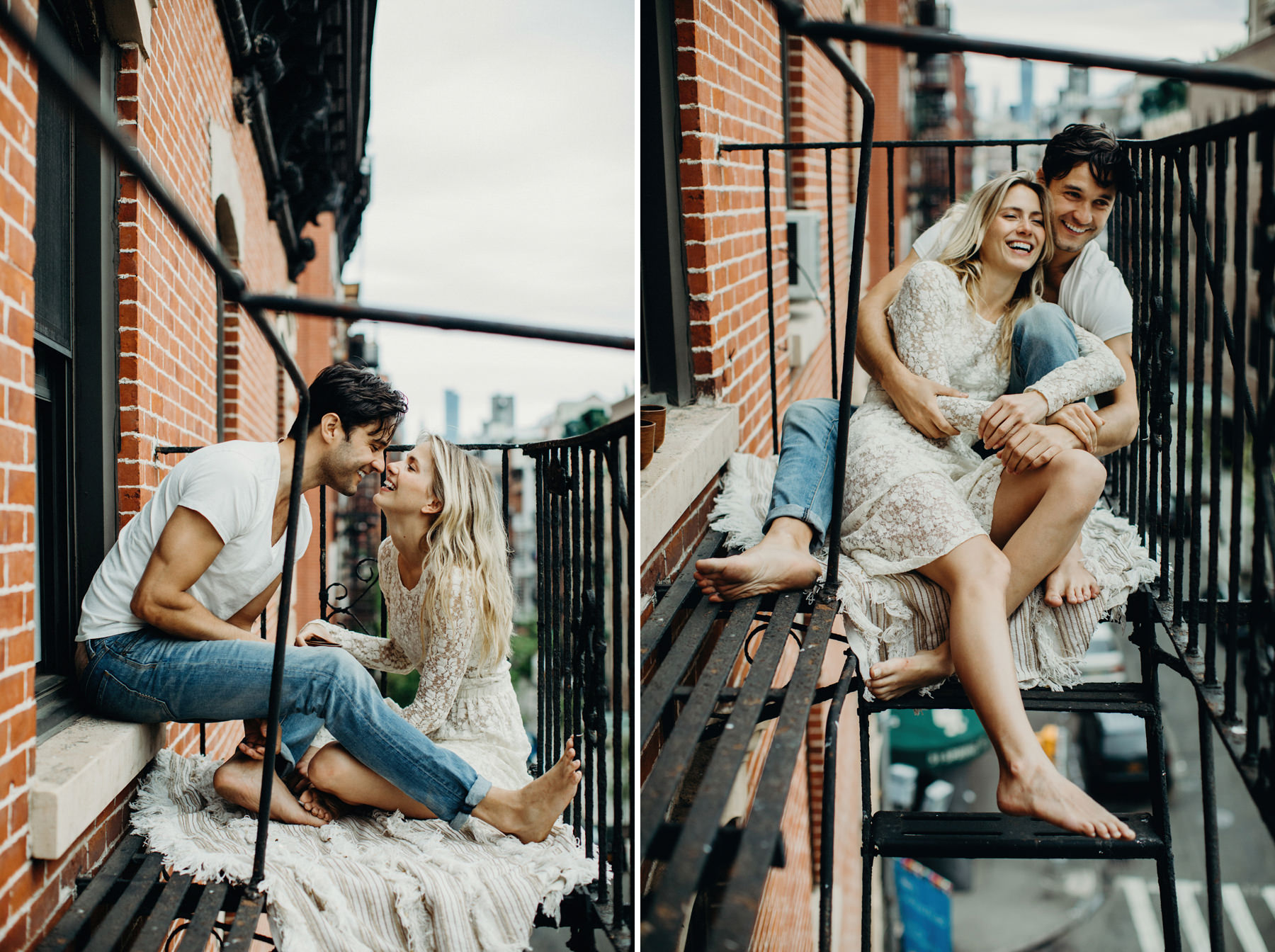New York Rooftop Session 1