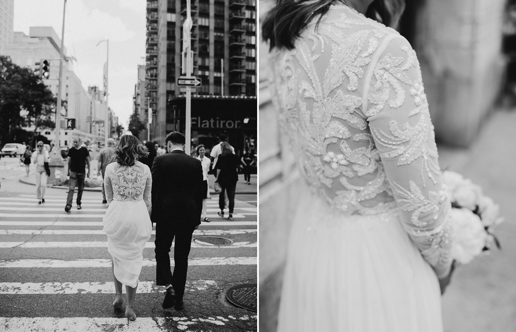 Flatiron Building Wedding