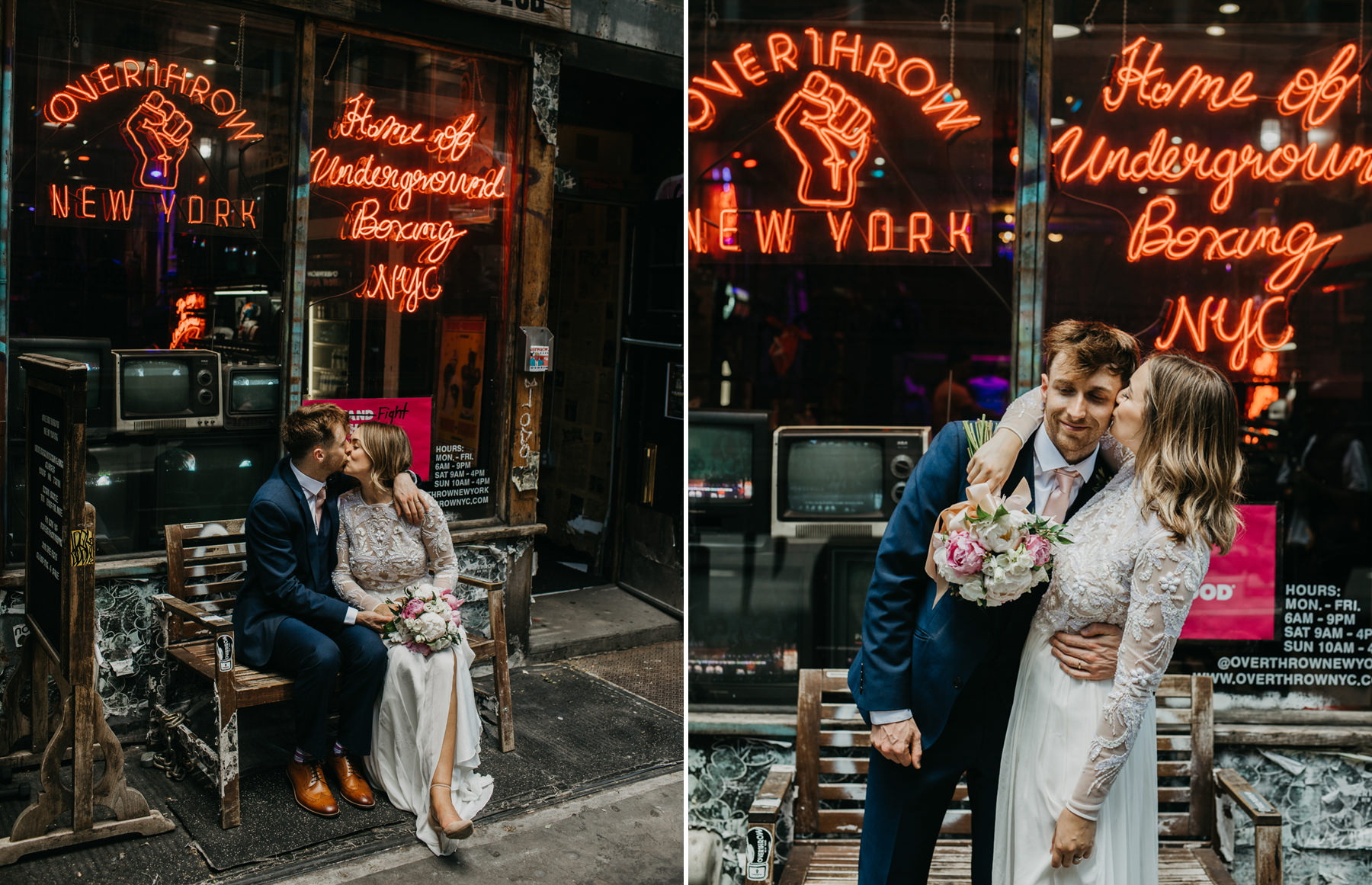 Wedding in Manhattan
