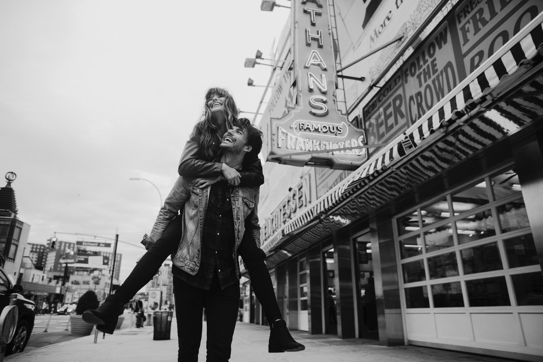 Coney Island Lovers // Phil Chester