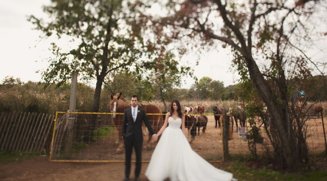 Queens County Farm Museum Wedding