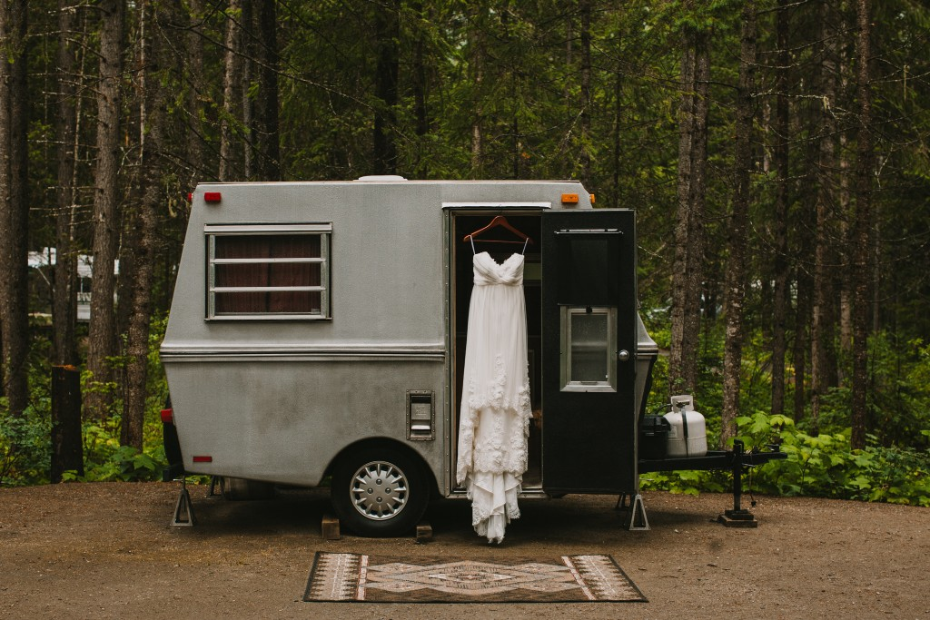 Camping Weddings