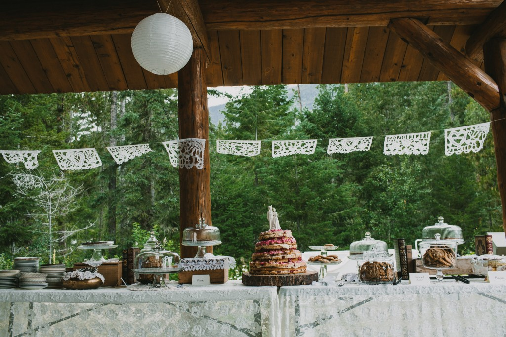 Mountain Camping Wedding 122