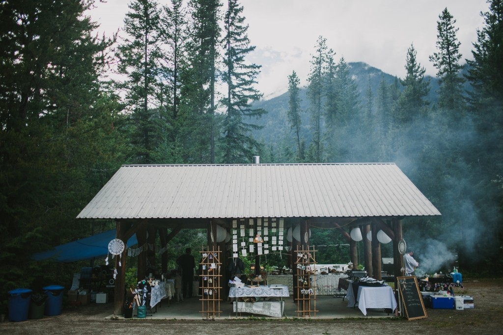 Mountain Camping Wedding 133