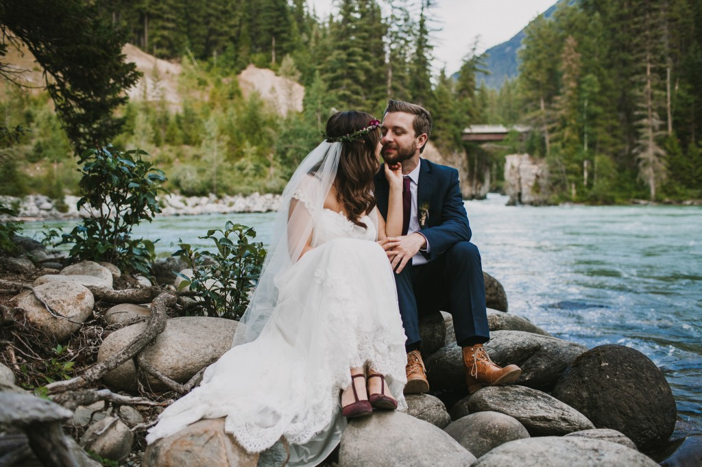 Mountain Camping Wedding 164