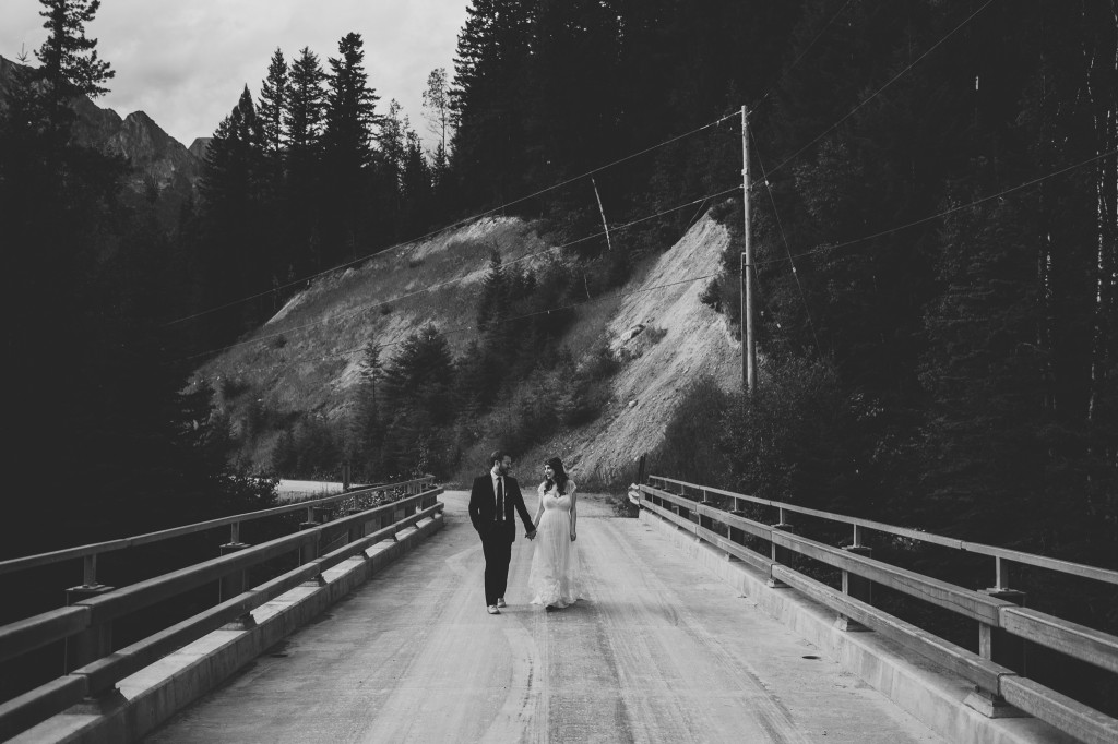 Mountain Camping Wedding 169