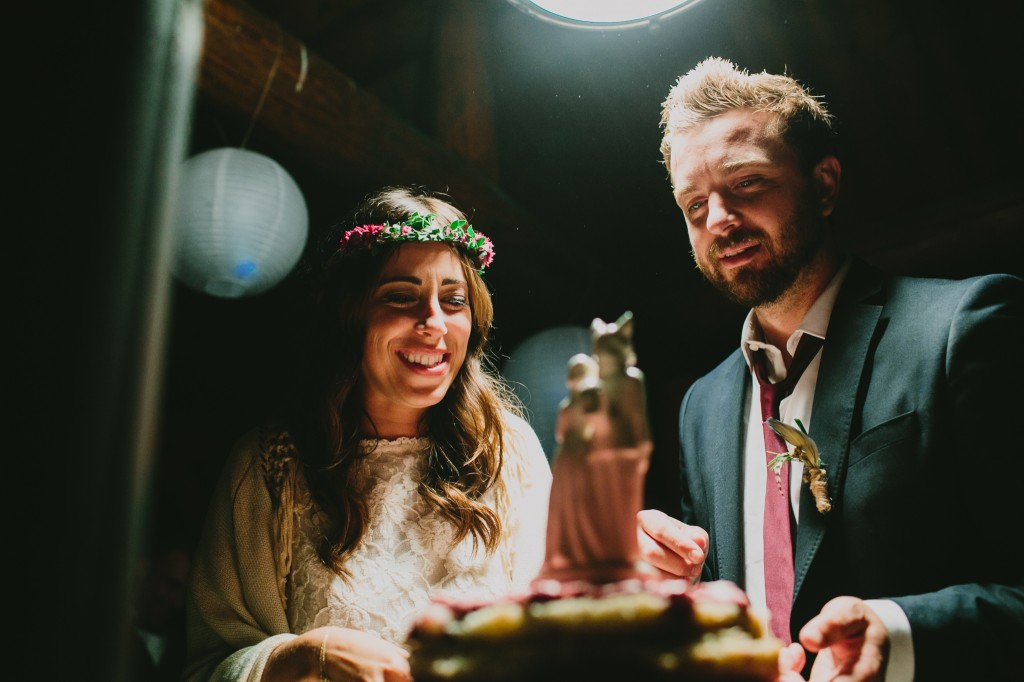 Mountain Camping Wedding 191