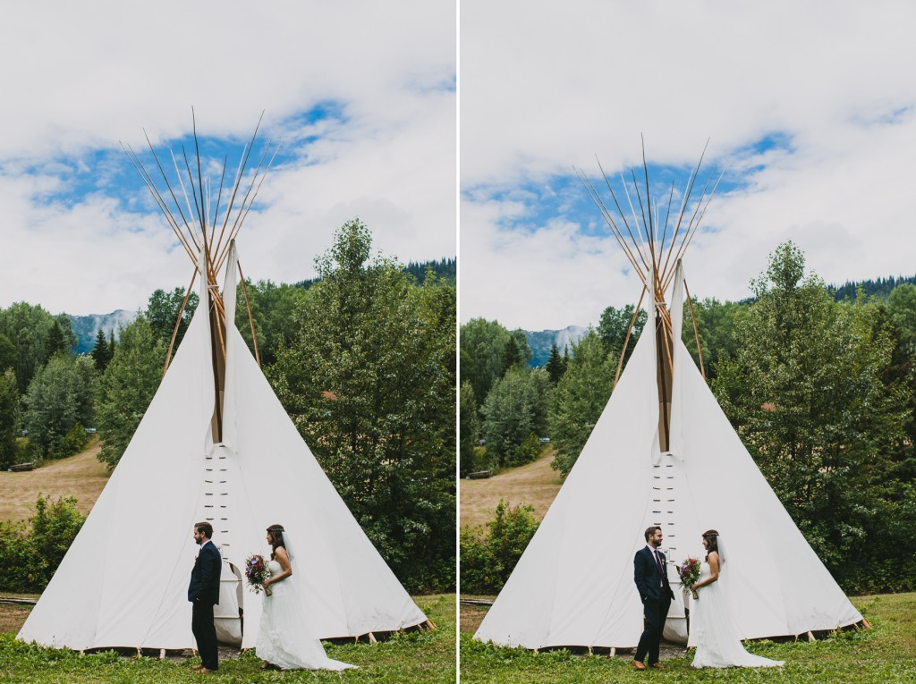 Mountain Camping Wedding 204
