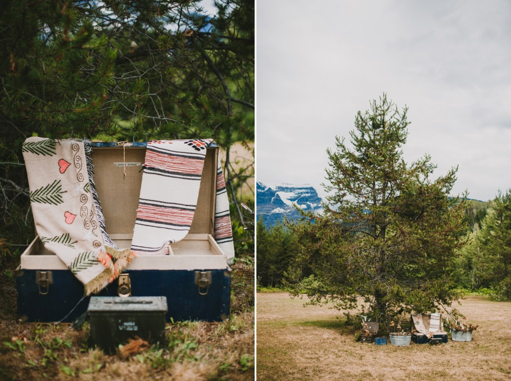 Mountain Camping Wedding 209