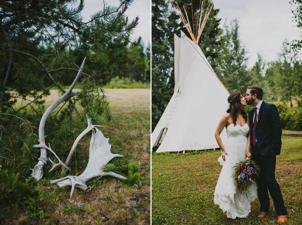 Mountain Camping Wedding 210
