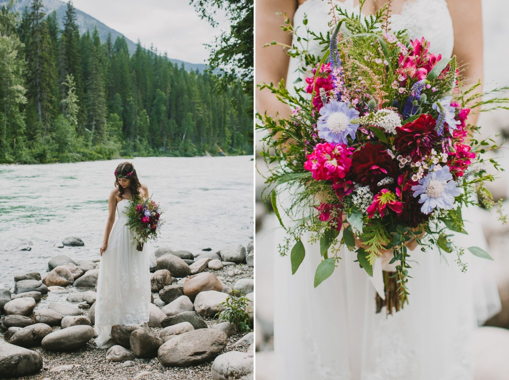 Mountain Camping Wedding 212