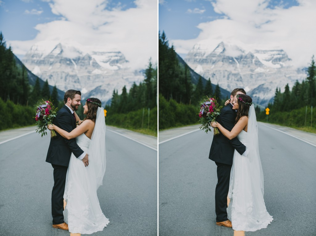 Mountain Camping Wedding 213
