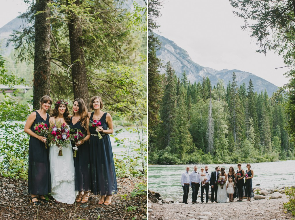 Mountain Camping Wedding 214