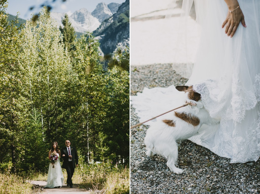 Mountain Camping Wedding 216