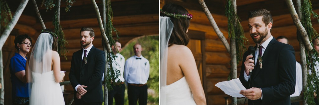 Mountain Camping Wedding 218