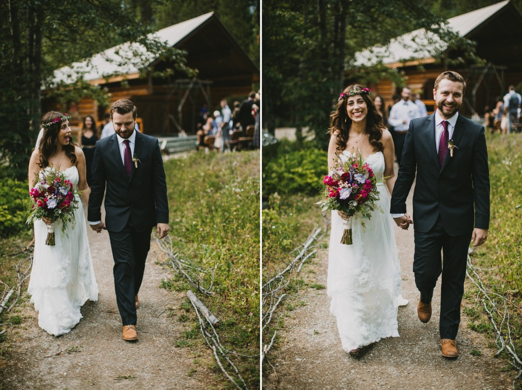 Mountain Camping Wedding 219