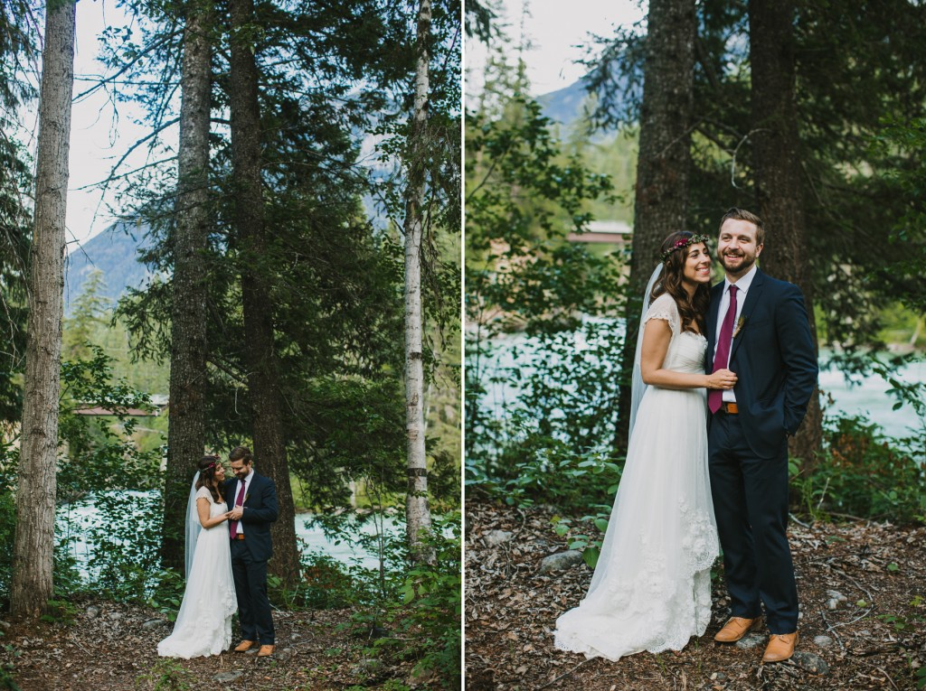 Mountain Camping Wedding 221