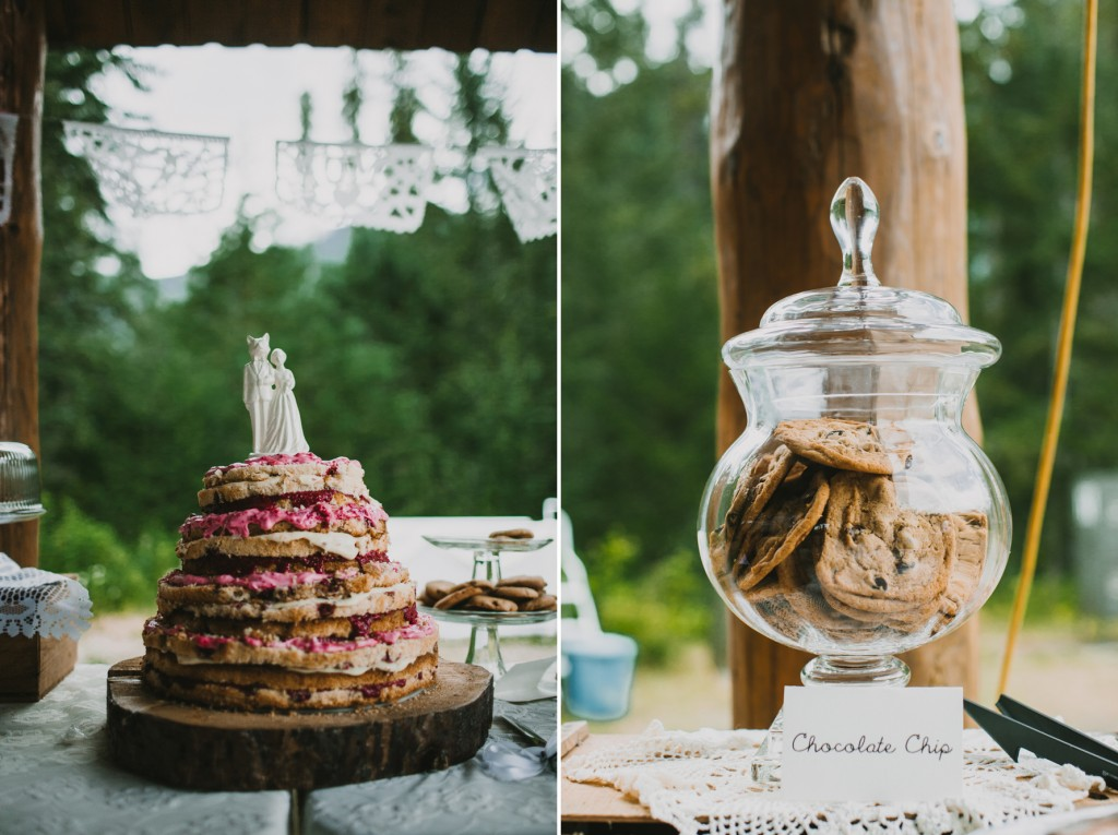 Mountain Camping Wedding 226