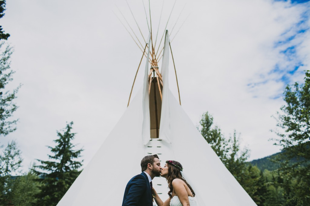 Mountain Camping Wedding 39