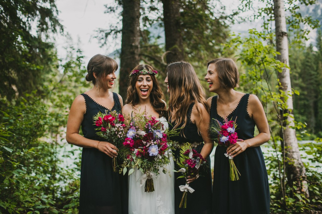 Mountain Camping Wedding 74
