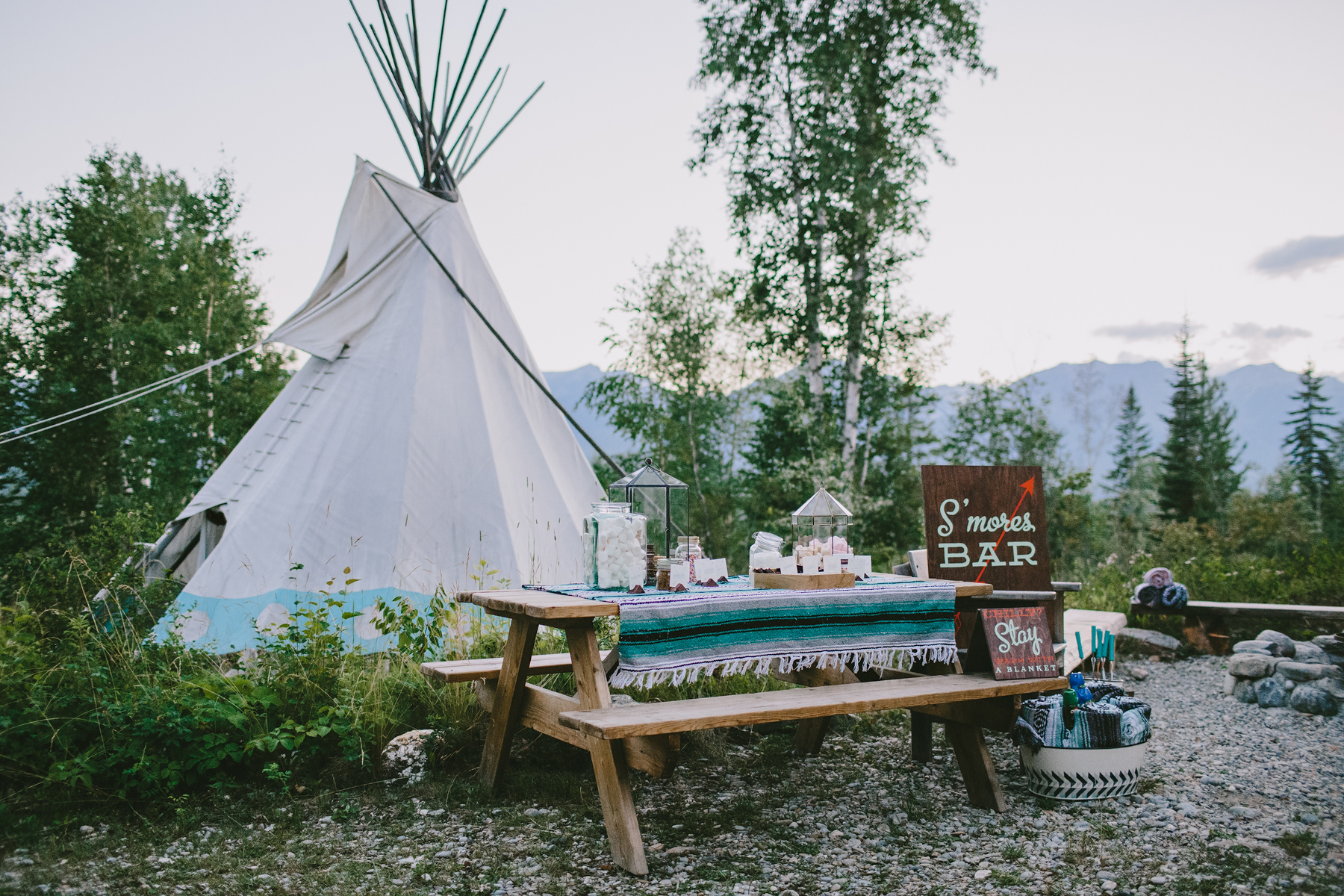Rustic Outdoor Wedding-119
