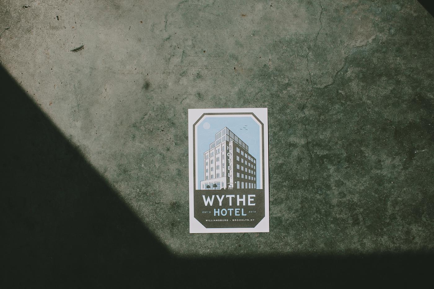 Wythe Hotel Wedding 10