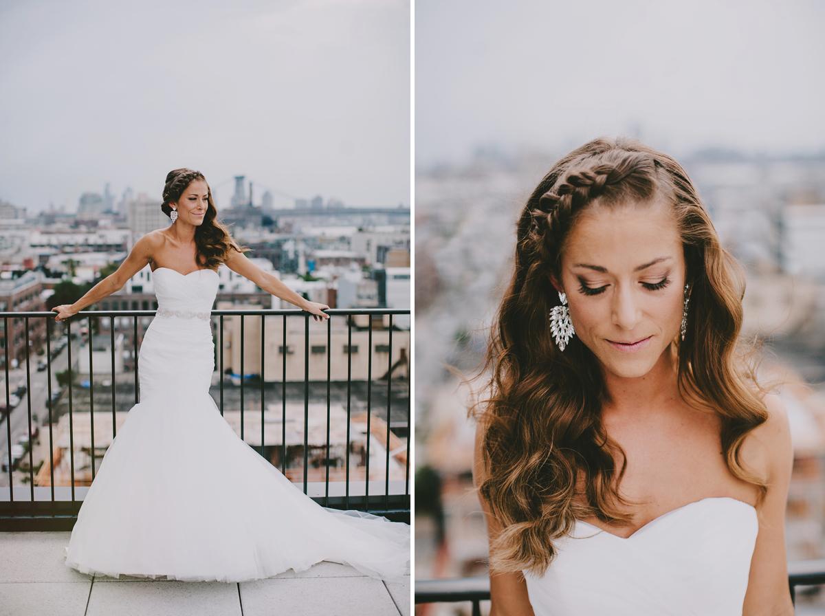 Wythe Hotel Wedding 105