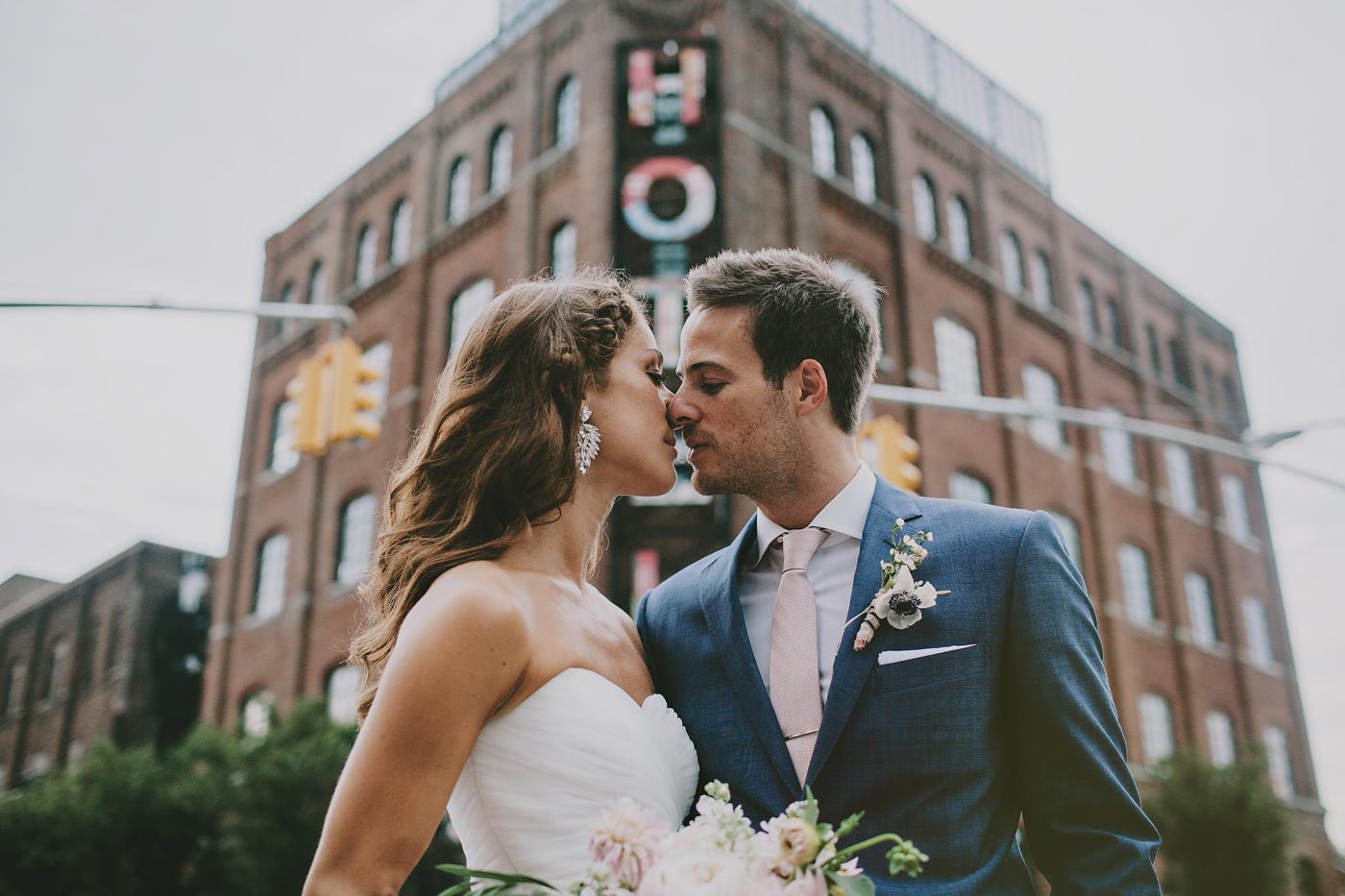 Wythe Hotel Wedding 181