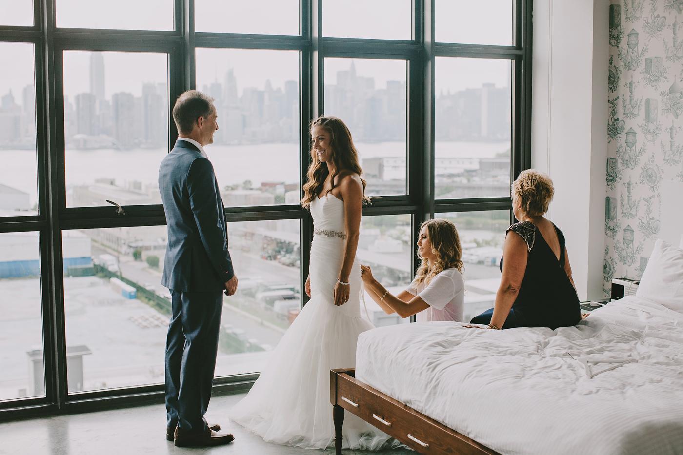 Wythe Hotel Wedding 71